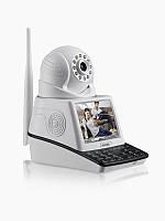 Камера видеонаблюдения 4 в 1  NET CAMERA сигнализация с датчиком движения запись на карту памяти TF card