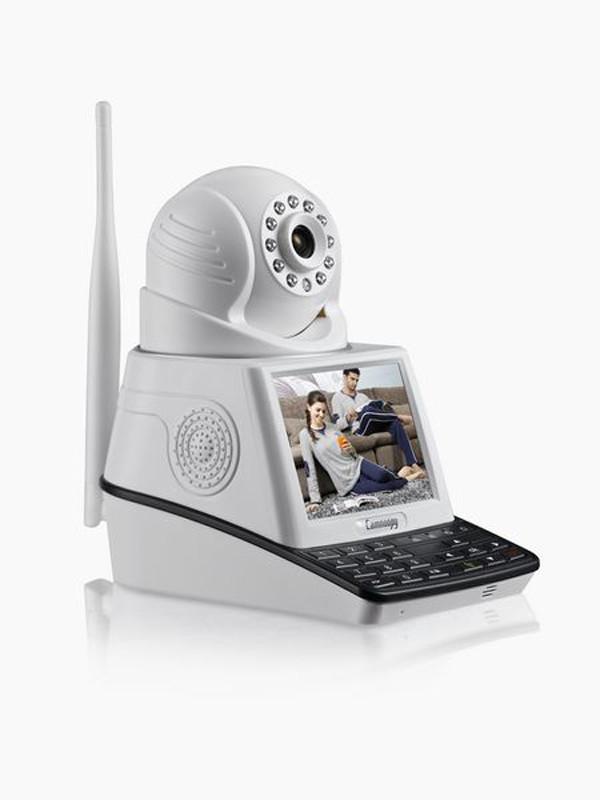 Как сделать видеонаблюдения через интернет 104