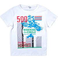 Модная летняя футболка для мальчиков