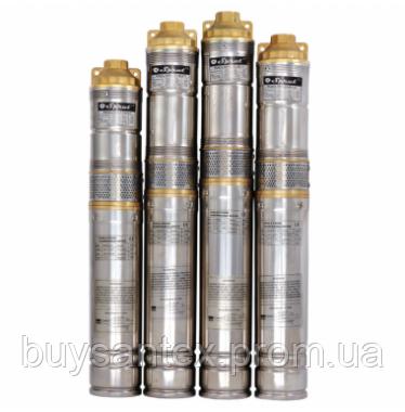 Скважинный насос QGDа 1,2-100-0.75kW + пульт, фото 2