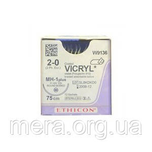 Шовный материал Vicryl® W9136, фото 2