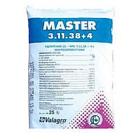 Удобрение Master (Мастер) 3.11.38+4, 25 кг