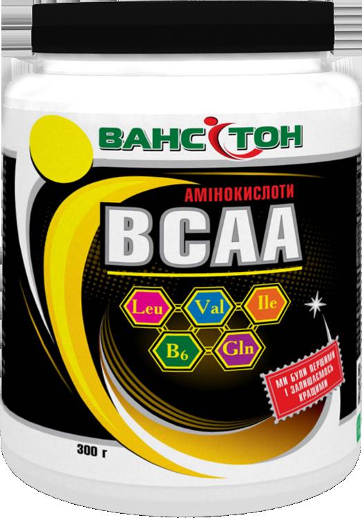Аминокислоты БЦАА BCAA (500 г) Ванситон