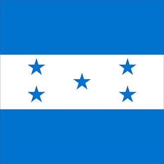 Флаг Гондураса (Аппликация) - (1м*1.5м), фото 2