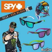 Солнцезащитные очки Spy+ Helm Ken Block + ПОДАРОК - твердый фирменный чехол !