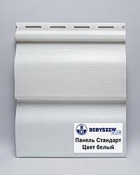 Сайдинг вініловий Boryszew колір Білий