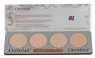 Крем пудра Christian P-4