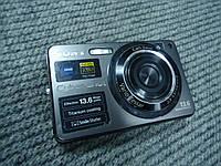 Фотоаппарат 13.6 Мп SONY DSC-W300 на запчасти, фото 1