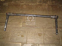 Вал стабилизатора подвески задн. МАЗ прямой с рычагами (Беларусь). 5336-2916006