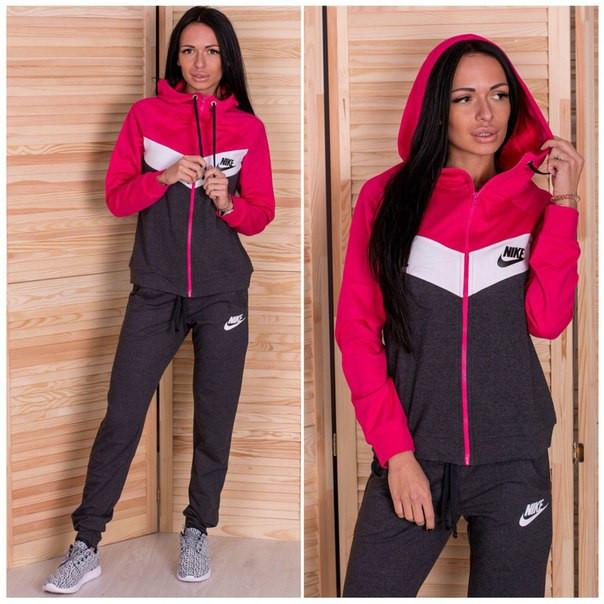 8bbb27f57b31 Купить женский спортивный костюм Nike sol-50511 недорого в Украине и ...