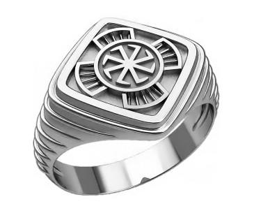 Печатка серебряная Коловрат 30305