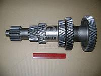 Вал промежуточный КПП ГАЗ 3309 (ГАЗ). 3309-1701050