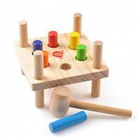 Деревянная игрушка Стучалка МДИ (LL108), фото 1