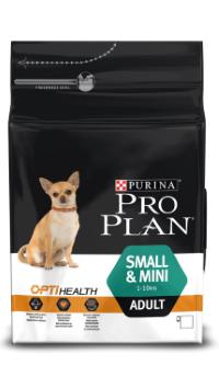 Pro Plan Adult Small and Mini для собак мелких пород с курицей, 7 кг