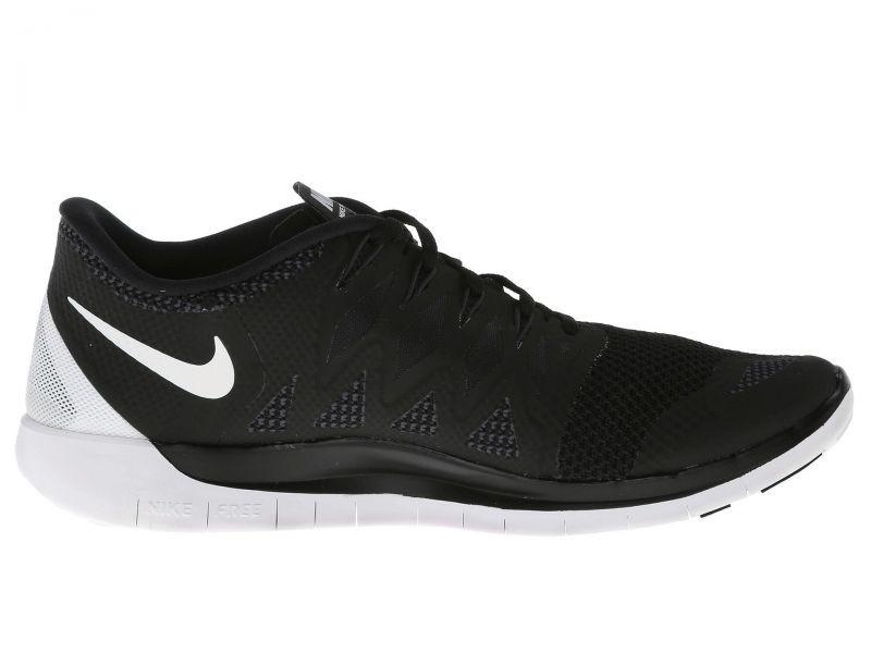 Кроссовки Nike Free Run 5.0 Black White
