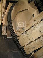Рессора передняя МАЗ 64222 7-листовая (МАЗ, МАН) (Чусовая). 64222-2902012