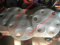 Колпаки колесные заз 1102 1103 таврия славута светло серые, фото 1