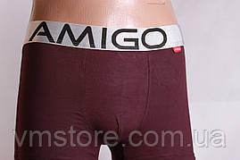 Трусы мужские, бамбуковые Амиго, яркие цвета, 9028, фото 2