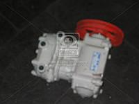 Компрессор 2-цилиндровый со шкивом (D 173) КРАЗ, МАЗ (г.Паневежис). 161.3509012