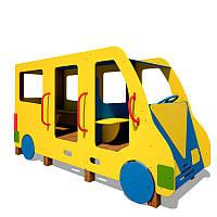 Автобус, домик для детской площадки