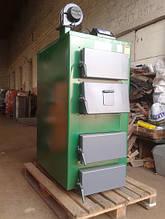 Твердотопливный котел длительного горения мощностью 31 кВт САН РТ