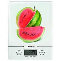 Весы кухонные SCARLETT SC-1213 W (SC-1213W)