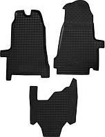 Полиуретановые коврики в салон Ford Transit VI 2006-2013 (AVTO-GUMM)