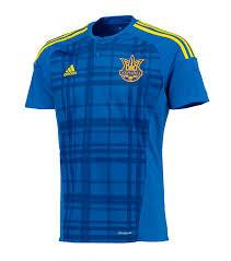 Футбольная форма Сборной Украины(дубликат)