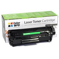 Картридж лазерный ColorWay для HP:Q2612A (CW-HQ2612/FX10M)