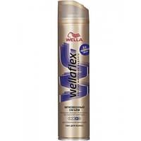 Wellaflex Лак для волос Мгновенный Объем 250мл