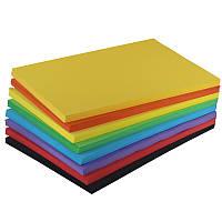 Бумага цветная набор неон  5 цветов*50 листов А4 80 гр/м, 250 листов