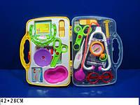 Детский набор Доктор 16 предметов 840-4 ( в чемоданчике)