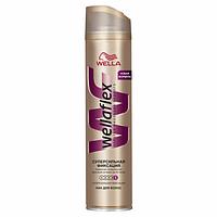 Wellaflex Лак для волос Супер сильной фиксации 250мл