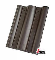 Натуральная Черепица ONDO Marron (коричневый)