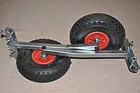 Транцевые колеса BVS КТ400Сomfort