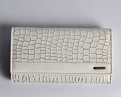 Жіночий  гаманець-клач Balisa (білий )