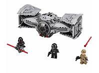Конструктор Bela 10373 аналог LEGO Star Wars Истребитель TIE усовершенствованный 354 дет