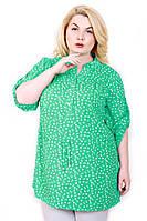 Рубашка женская длинная Якорь (2 цвета)
