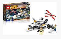 Конструктор Wanbo 75008 аналог LEGO Star Wars 240 дет