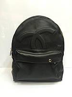 Женская сумка-рюкзак Chanel 1526 черного цвета