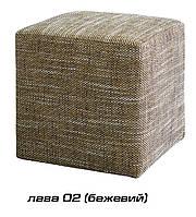 Мебель-Сервис  пуфик Квадро 380х380х380мм