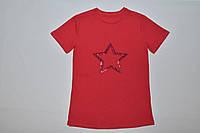 Футболка для девочки звезда, фото 1