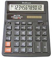 Калькулятор Brilliant BS-777M 12-разрядный.