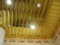 Металлические подвесные потолки тм Бард