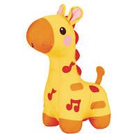 Мягкая игрушка ночник Жираф