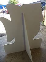 Ростовая фигура из ПВХ 5 мм (вид сзади)