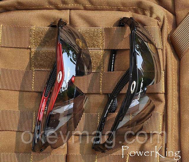 Тактические очки Oakley Sports с 5 сменными линзами