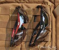 Тактические очки Oakley Sports с 5 сменными линзами, фото 1