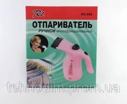 Отпариватель ручной RZ-608(Глажка,чистка и косметические процедуры), фото 3