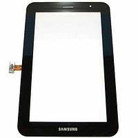 Тачскрин (сенсорное стекло) для Samsung Galaxy Tab P6200, P6210, черный